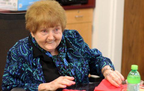 Holocaust survivor brings her story of forgiveness