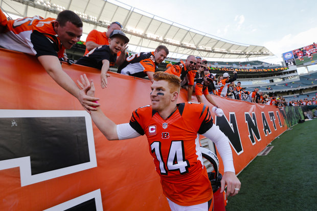 Can Andy Dalton finally lead the Bengals to a playoff win this postseason?