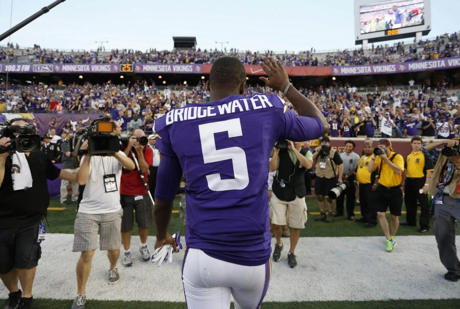 Teddy Bridgewater is one of the QBs that'll break out this season, along with his team.