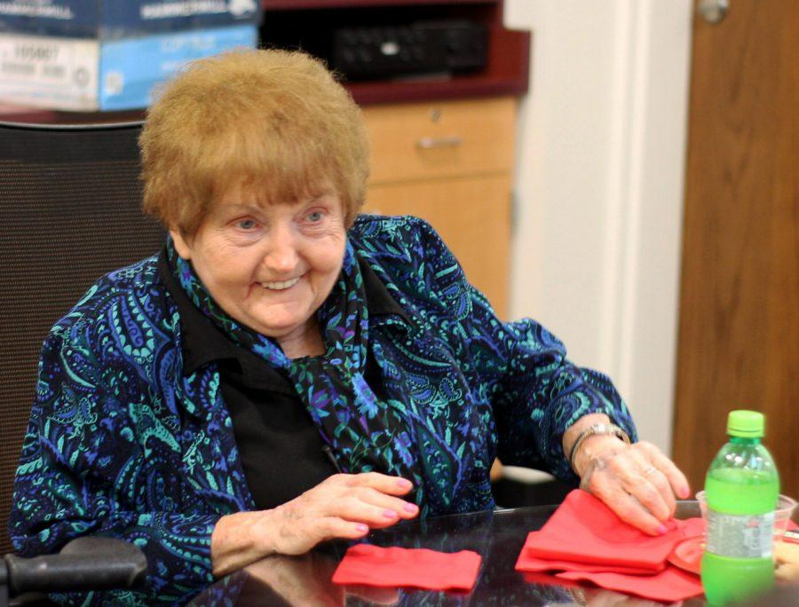 Holocaust+survivor+brings+her+story+of+forgiveness