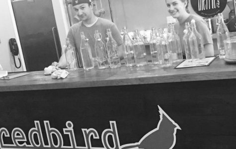 The Red Bird Café