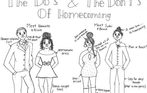 Let's talk homecoming advice