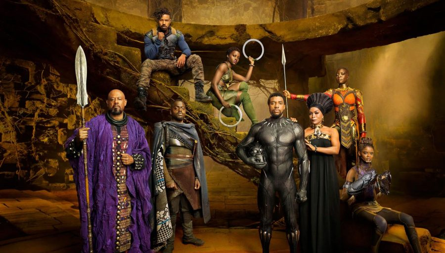 Pouncing Back Marvel's Black Panther releases on February 16th.  The action movie is predicted to make at least  $120 million dollars opening weekend.