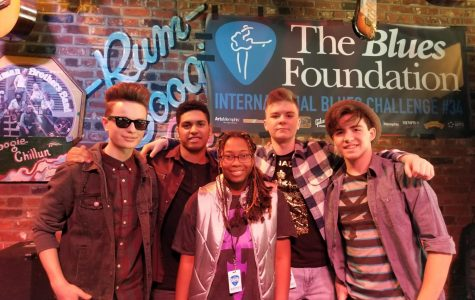 Freshman's band nominated for Chicago Music Award