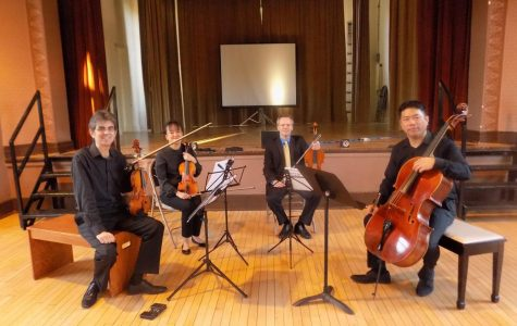 Debut of Amade Chamber Camerata