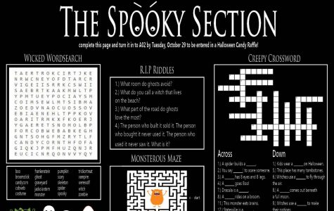 The Spooky Section