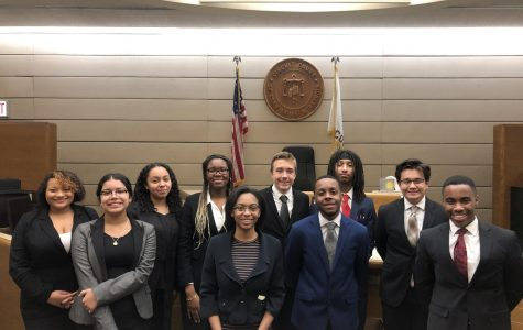 Mock Trial's successful steps to state