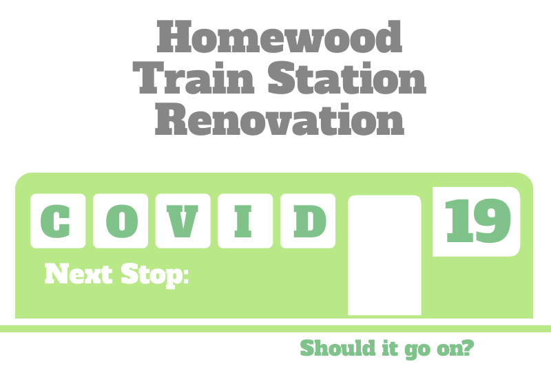 The train station just got remodeled. Does it matter anymore?