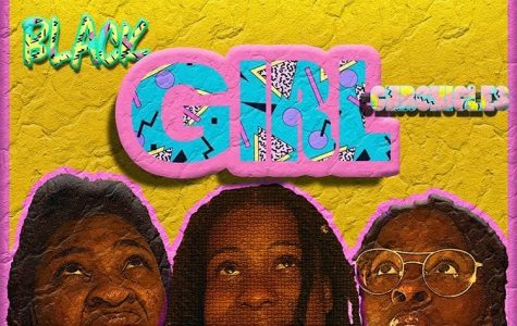 The Black Girl Chronicles main cast pictured (from left to right): Kayla Gilmore, Adeera Harris and Starr Hollis. Gilmore plays Sam, Harris plays Erin and Hollis plays Sky.