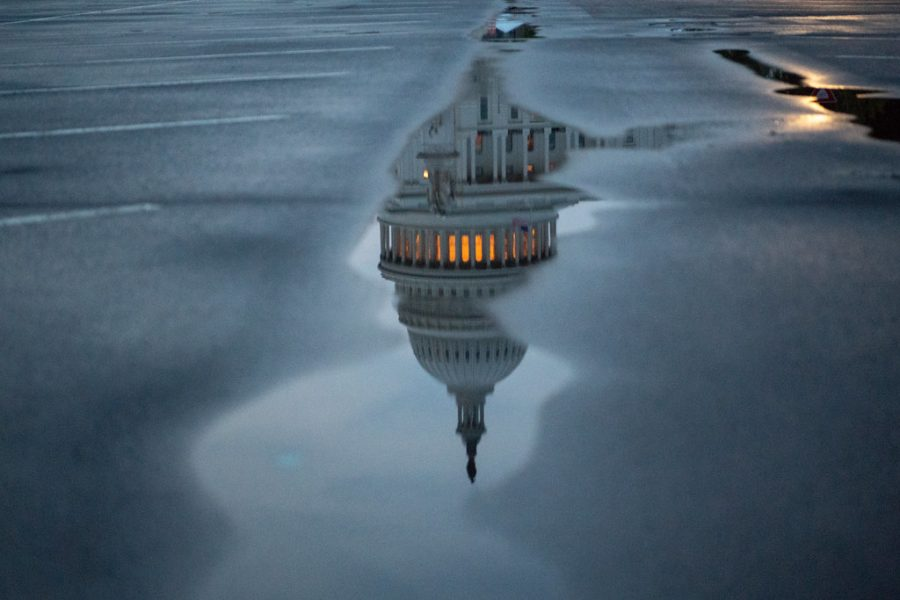 On Jan. 6, the Capitol building was occupied by rioters hoping to overturn the election.