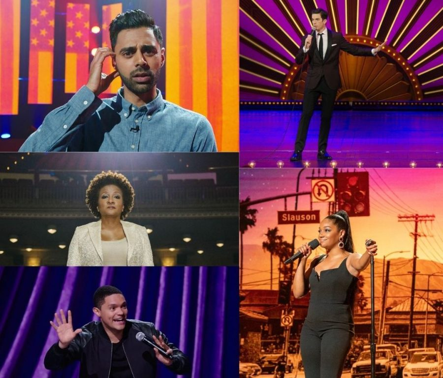 %28From+left+to+right%29+Hasan+Minhaj%2C+John+Mulaney%2C+Tiffany+Haddish%2C+Trevor+Noah%2C+and+Wanda+Sykes.+