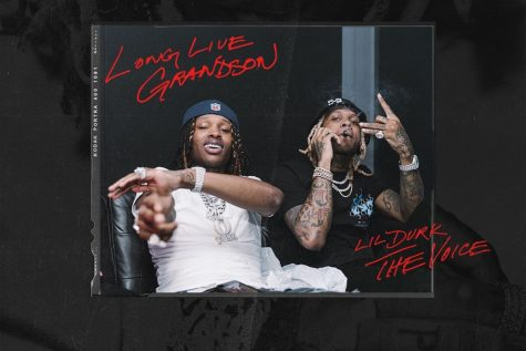 "The cover art of ""The Voice"" features a picture of Durk and Von just months before the incident and serves as tribute to close friend and labelmate."