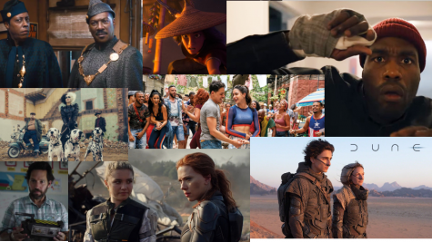 10 Movies to Look Out for in 2021