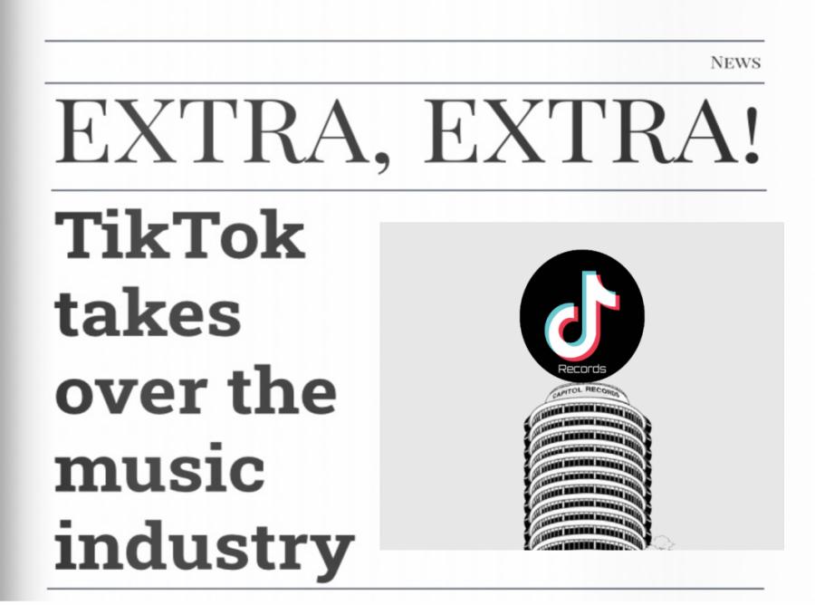 TikTok%27s+Undeniable+Impact+on+the+Music+Industry