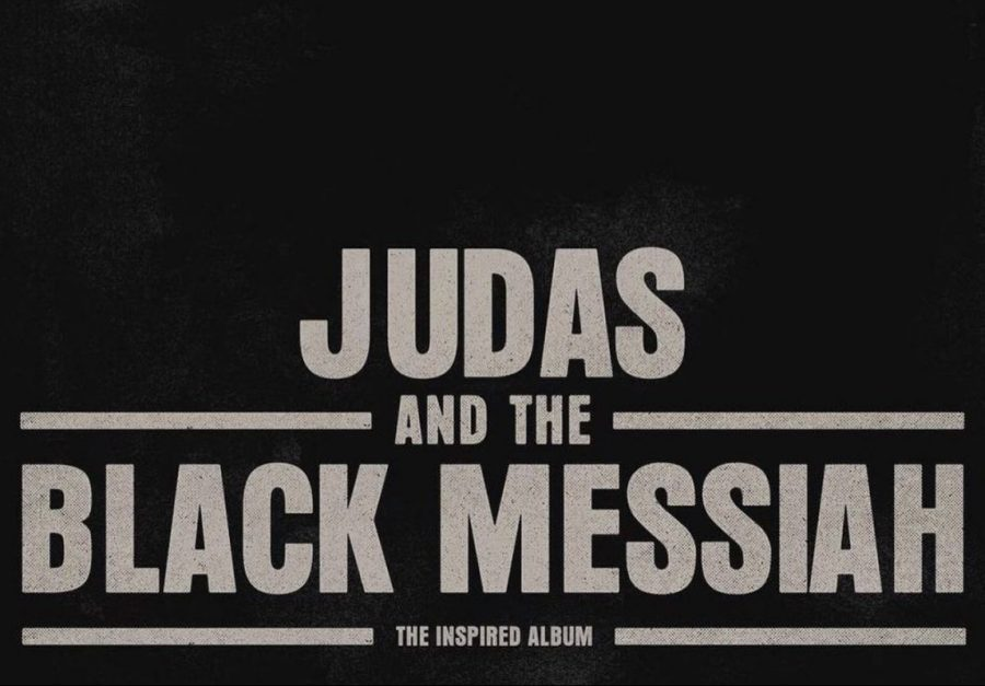 Judas and the Black Messiah: The Inspired Album cover.