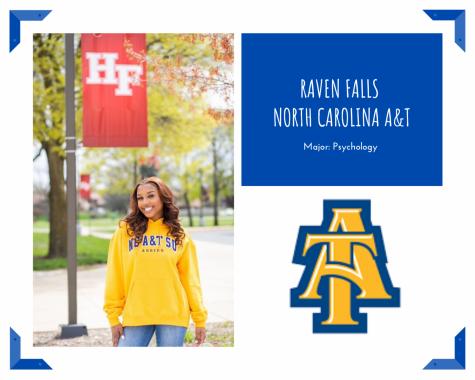 Senior Decisions: Students Choose North Carolina