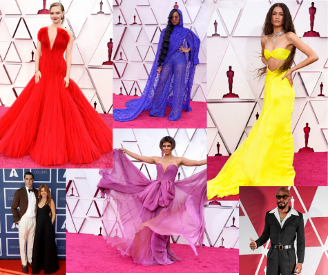 Oscars 2021: Returning to the Red Carpet