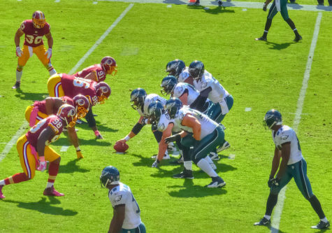 Mike Vick and the Eagles Offense by Matthew Straubmuller is licensed under CC BY 2.0
